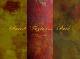 Rustic Paint Texture Pack