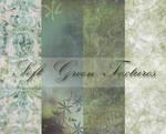 Soft Green Textures