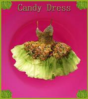Candy  Dress by PrincessInHeaven