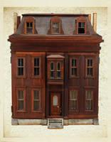 Vintage House by PrincessInHeaven
