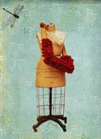Vintage Mannequin by PrincessInHeaven