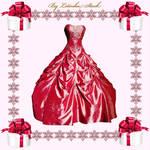 Pink Fantasy Dress
