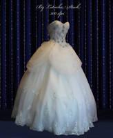Unique Gown. by PrincessInHeaven