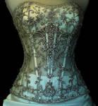 Glitter Bridal Dress