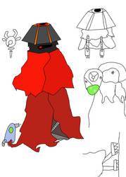 Dr Creation's Minion Contest - Scrapper Droid