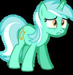 MLP Vector - Lyra Heartstrings by ThatUsualGuy06