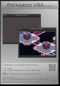 Peekaboo for VisualBoy Advance
