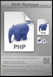elePHPant - PHP Filetype