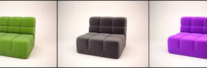Free Sofa Model