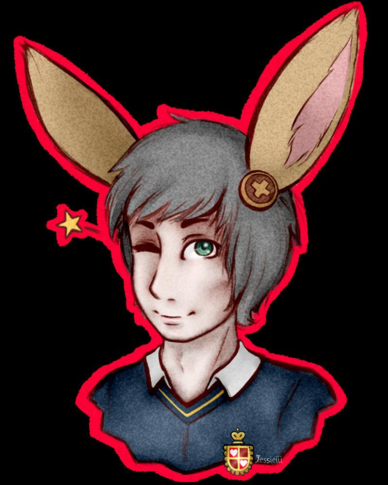 C: Bunny Boy by jessieiii