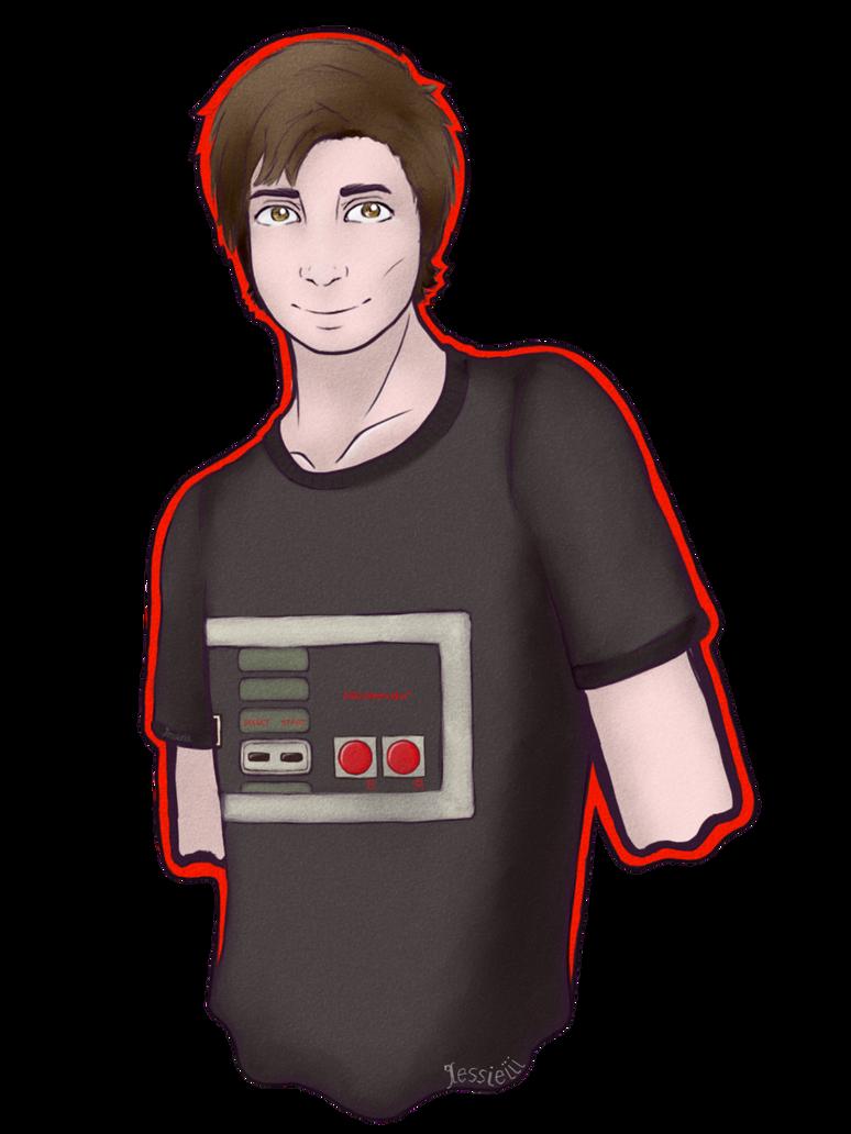 C- Nintendo Fan by jessieiii