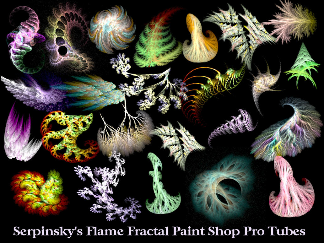Jasc Paint Shop Pro  Picture Tubes