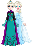 Elsa - Please Click for Animation