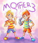 Mother 3 11th Anniversary! - GIF