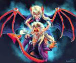 Devil Kristoph attacks again!