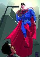 Last Son of Krypton by BOTAGAINSTHUMANITY