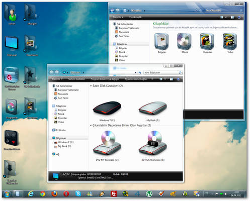 dtu AERO GLASS3 icon final pack