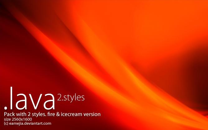 Lava. by EAMejia