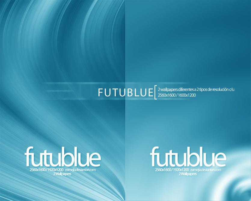 .futublue by EAMejia