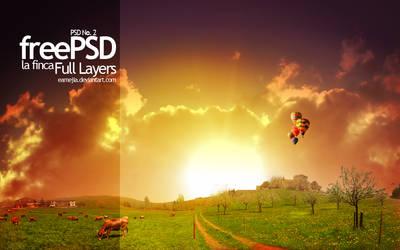 freePSD - La Finca by EAMejia