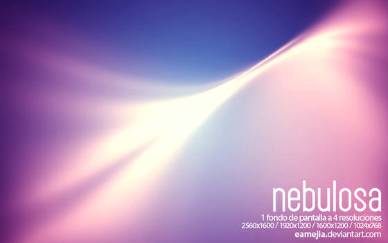 Nebulosa Wallpack