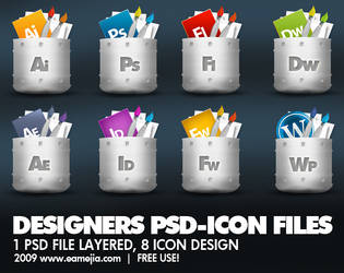 Designers Icons by EAMejia