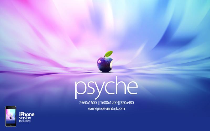 Psyche Apple Wallpaper
