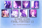 Final Fantasy 13 Icon pack