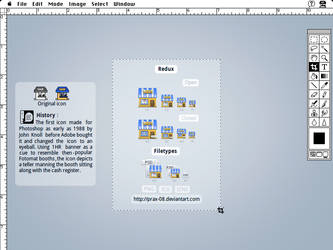 The First Photoshop Icon Redux