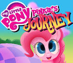MLP: Pinkie's Journey Title Screen (Real Size) by Sedrice
