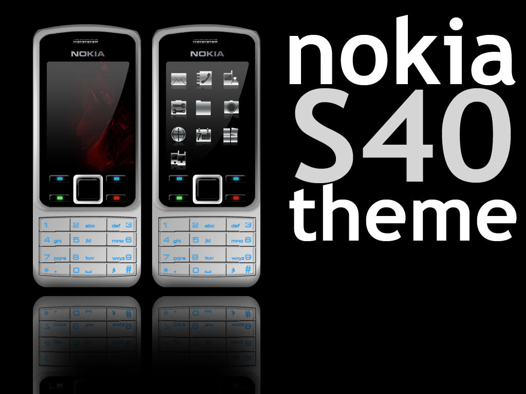 Nokia s40 samsung like theme by DecoYserbia