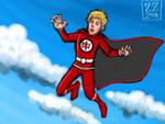 Draw your favorite superhero