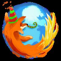 Feierfox  (Firefox Icon)