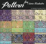 Pattern vol.2 Illustrator CS5