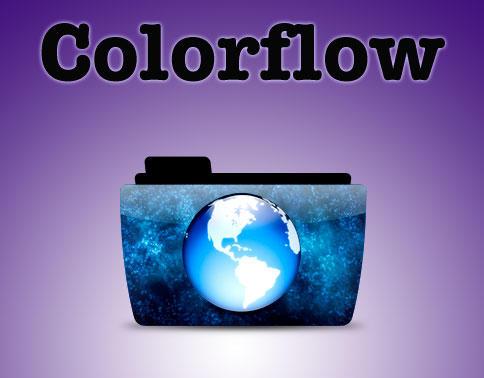 Colorflow Sites Folder by ajuancar