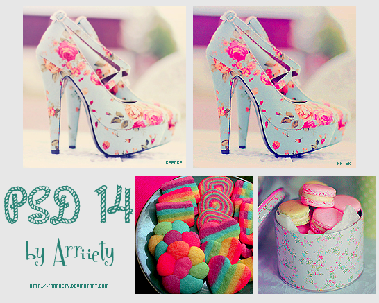 Psd 14 by Arriiety