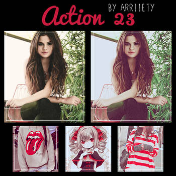 Arriiety Action 23 by Arriiety