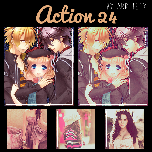 Arriiety Action 24 by Arriiety