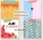 Patterns Pack #1 Summer edition