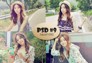 [PSD #9] Vintage girl~ by superchicken93