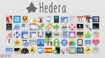 Hedera icons