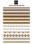 Pleter Pattern Brushes