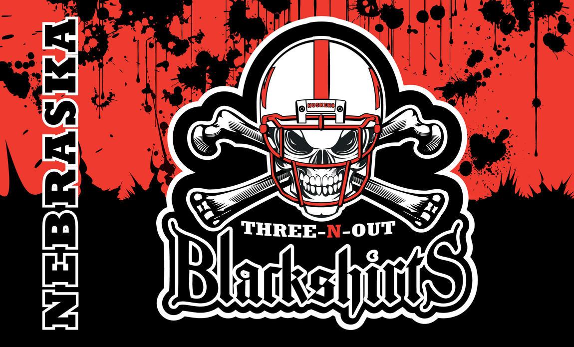Blackshirts-flag-blood by vectorgeek
