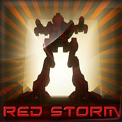 Red Storm by Roman-SS-Squall