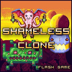 Shameless Clone by Roman-SS-Squall
