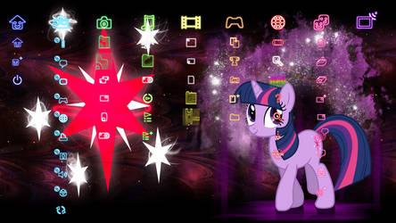 My Little Pony: Friendship is Magic PS3 Theme 2