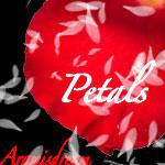 petals's cascade by Aramisdream