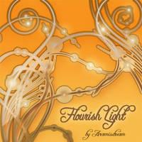 Flourish Light by Aramisdream