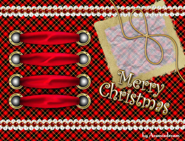 Christmas Scrapbook by Aramisdream