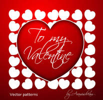 My Pattern Valentine by Aramisdream